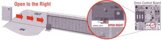 Florida Apollo Door King Elite Powermaster Gate Operators